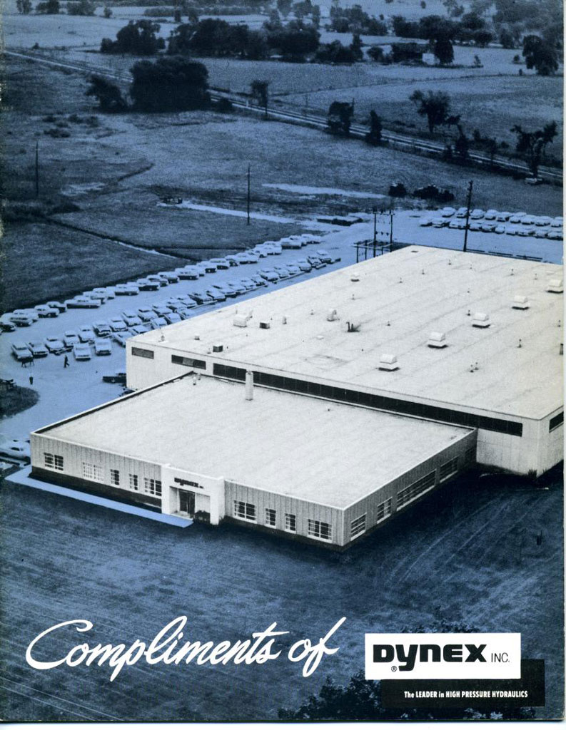 Dynex 1950s Catalog Cover Image