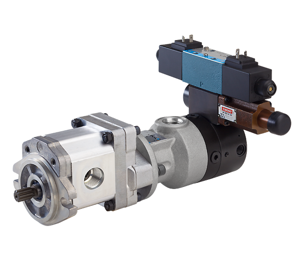 Integrated Hydraulic Package