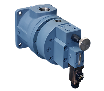 PF4018 with Proportional Relief Valve