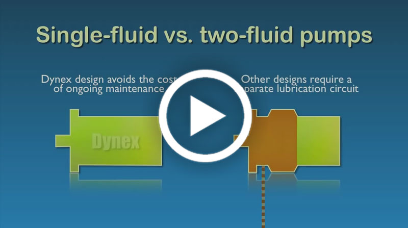 Advantages of Single Fluid Pump Video Screenshot