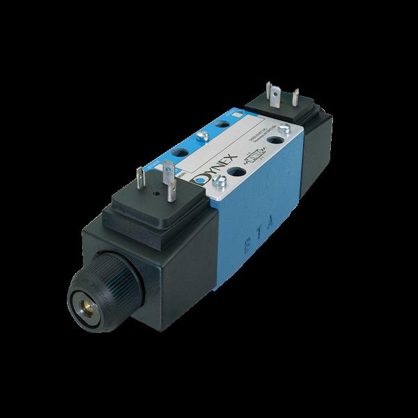 HP03 High Pressure Directional Control Valves | Dynex