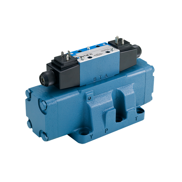 D08 Pattern – Subplate Mounted Directional Control Valves | Dynex