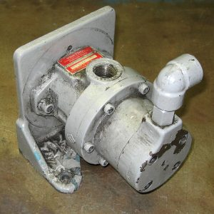 1969 Checkball Pump