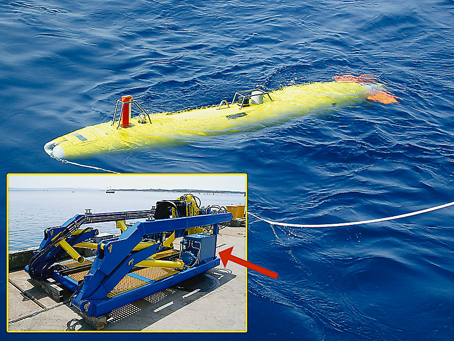 ROV Launcher