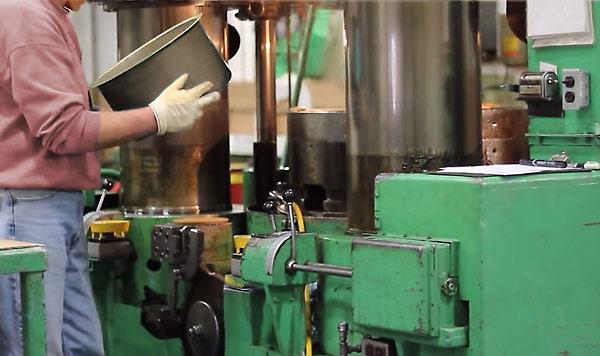 Hydroform Press