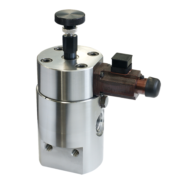 New H8819 Proportional Relief Valves – 15,000 psi at 50 gpm
