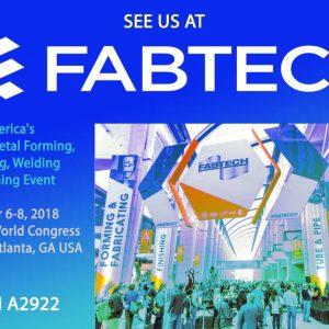 See Us at Fabtech