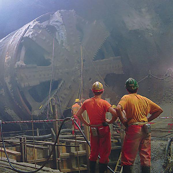 Tunnel Boring Chunnel