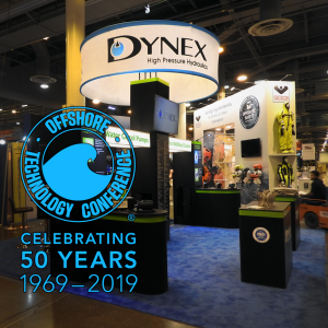 See us at booth 601 - OTC 2019