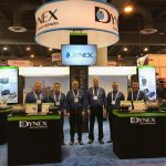The Dynex Team at OTC 2019