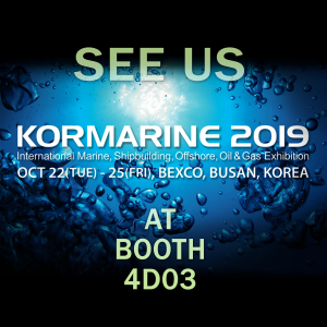 See Dynex at Kormarine 2019