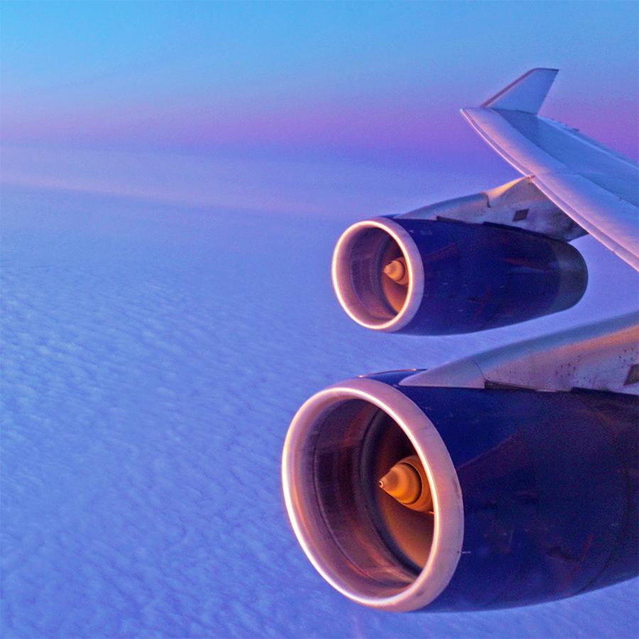 Aerospace-component-testing